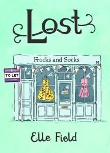 Lost book cover Elle Field